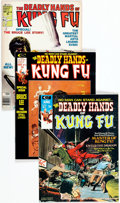 Magazines:Miscellaneous, The Deadly Hands of Kung Fu Group of 31 (Marvel, 1974-76)Condition: Average FN/VF.... (Total: 31 Comic Books)