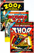 Bronze Age (1970-1979):Superhero, Treasury Size Comics Group of 9 (Various Publishers, 1970s) Condition: Average VF.... (Total: 9 Comic Books)