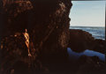 Photographs, Lucien Clergue (French, 1934-2014). Nude at Point Lobos, California, 1981. Dye bleach. 5-1/2 x 8-1/4 inches (14.0 x 21.0...