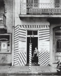 Photographs, Walker Evans (American, 1903-1975). Barber Shop, New Orleans, 1936. Gelatin silver, 1971. 9-3/8 x 7-1/2 inches (23.8 x 1...