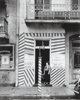 Walker Evans (American, 1903-1975) Barber Shop, New Orleans, 1936 Gelatin silver, 1971 9-3/8 x 7-1/2 inches (23.8 x 1