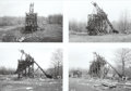 Photographs, Bernd and Hilla Becher (German, 20th Century). Coal Tipping, Goodspring, Pennsylvania, 1975. Gelatin silver. 9-1/2 x 13-...