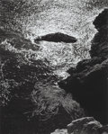 Photographs, Edward Weston (American, 1886-1958). China Cove, Point Lobos, 1940. Gelatin silver, printed later. 9-1/2 x 7-1/2 inches ...