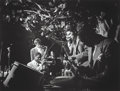 Photographs, Herman Leonard (American, 1923-2010). Tad Dameron Band, Royal Roost, NYC, 1948. Gelatin silver, printed later. 13-1/2 x ...