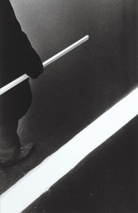 Ralph Gibson (American, b. 1939) Perfect Future, 1972 Gelatin silver 12-3/8 x 8 inches (31.4 x 20