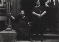 Photographs, Ben Shahn (American, 1898-1969). Untitled (Two women on a stoop), 1933. Gelatin silver. 6-1/2 x 8-7/8 inches (16.5 x 22....
