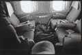 Photographs:Gelatin Silver, Lawrence Schiller (American, b. 1936). Robert Kennedy asleep on the plane from The Last Campaign, 1968. Gelatin silv...