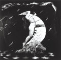 Photographs, Joel-Peter Witkin (American, b. 1939). Woman Masturbating on the Moon, 1982. Gelatin silver. 14-1/2 x 15 inches (36.8 x ...