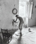 Photographs, Willy Ronis (French, 1910-2009). Le Nu Provençal, 1969. Gelatin silver, 2003. 12-3/8 x 10-1/8 inches (31.4 x 25.7 cm). S...