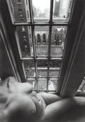 Photographs, Lucien Clergue (French, 1934-2014). Carol in Chicago, 1976. Gelatin silver, 1984. 14-3/8 x 10-1/4 inches (36.5 x 26.0 cm...