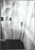 Photographs:Gelatin Silver, Michael D. Gallant (American, 20th Century). Untitled (Shadow and hand), 1976. Gelatin silver. 12 x 8-1/4 inches (30.5 x...