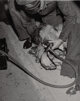 Weegee (American, 1899-1968) Group of Six Photographs of Emergency Responders, 1940s Gelatin silver 10-5/8 x 13-3/8 i...