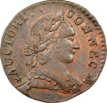 Colonials, 1788 CONNCT Connecticut Copper, Mailed Bust Right, M. 2-D, W-4405, R.1 -- Improperly Cleaned -- NGC Details. AU. ...