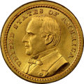 Commemorative Gold, 1903 G$1 Louisiana Purchase, McKinley Gold Dollar MS65 NGC. CAC....