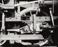 Photographs:Gelatin Silver, Ralston Crawford (American, 1906-1978). Train detail, 1940s.Gelatin silver. 19-5/8 x 23-3/4 inches (49.8 x 60.3 cm). Th...
