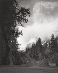 Photographs, Ansel Adams (American, 1902-1984). El Capitan, Sunrise, Winter, Yosemite National Park, California, 1968. Gelatin silver...