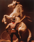 Photographs:Cibachrome, David Levinthal (American, b. 1949). Untitled (from the Wild West series), 1994. Dye bleach. 23-1/2 x 19-1/2 inc...
