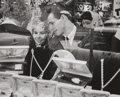 Photographs:Gelatin Silver, Joseph Sterling (American, 1936-2010). Chicago (Couple at a jewelry store), 1961. Gelatin silver. 7 x 9-1/8 inches (17.8...