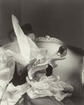 Photographs:Gelatin Silver, Horst P. Horst (American/German, 1906-1999). Birthday Gloves,New York, 1947. Gelatin silver, printed later. 11-7/8 x 9-...
