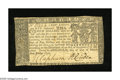 Colonial Notes:Maryland, Maryland March 1, 1770 $4 About New. A single vertical center foldis found on this broadly margined and bright example from...