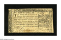 Colonial Notes:Maryland, Maryland April 10, 1774 $1/3 Extremely Fine-About New. A moderatelycirculated example with a couple of light folds. the si...