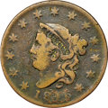 Large Cents, 1816 1C N-6, R.2 -- Environmental Damage -- NGC Details. Fine. ...