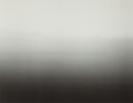 Fine Art - Work on Paper:Print, Hiroshi Sugimoto (b. 1948). Time Exposed #322: Mediterranean SeaCassis, 1989. Offset lithograph. 9-1/2 x 12-1/4 inches ...