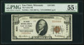 National Bank Notes:Wisconsin, Eau Claire, WI - $10 1929 Ty. 1 The Union NB Ch. # 8281. ...