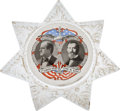 Political:3D & Other Display (1896-present), Bryan & Kern: Multicolored Glass Paperweight....