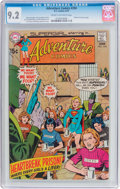 Bronze Age (1970-1979):Superhero, Adventure Comics #394 (DC, 1970) CGC NM- 9.2 Cream to off-whitepages....