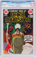 Bronze Age (1970-1979):Horror, Forbidden Tales of Dark Mansion #9 (DC, 1973) CGC NM+ 9.6 Off-whiteto white pages....