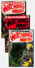 Silver Age (1956-1969):Horror, The Witching Hour #1-40 Group (DC, 1969-74) Condition: AverageVG+.... (Total: 40 Comic Books)