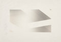 Works on Paper, Larry Bell (b. 1939). W-D 43, 1978. Vapor drawing. 38-3/4 x 27 inches (98.4 x 68.6 cm) (sheet). Signed and dated lower r...