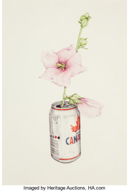 Aurel Schmidt (b. 1982)Canadian, 2013Archival inkjet16 x 11 inches (40.6 x 27.9 cm) Edition of 50...