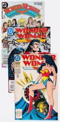 Modern Age (1980-Present):Superhero, Wonder Woman #1-96 and Special #1 Half Short Box Group (DC,1987-95) Condition: Average FN/VF....