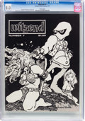 Magazines:Fanzine, Witzend #7 (Wally Wood, 1970) CGC VF 8.0 White pages....