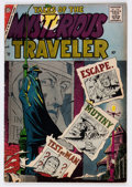 Silver Age (1956-1969):Horror, Tales of the Mysterious Traveler #4 (Charlton, 1957) Condition:VG/FN....