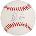Autographs:Baseballs, Nolan Ryan Single Signed Baseball. ...