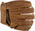 "Autographs:Others, Vintage Mickey Mantle Signed Store Model ""Rawlings"" Glove...."