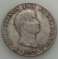 Mexico, Mexico: An 8 Reales Duo 1823 1879,... (Total: 2 coins)