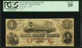 Obsoletes By State:Michigan, Adrian, MI- The Erie and Kalamazoo Rail Road Bank $1 Aug. 1, 1853. ...