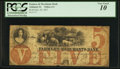 Obsoletes By State:Iowa, Ashland, IA- The Farmers and Merchants Bank $5 Oct. 20, 1857. ...