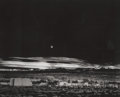 Photographs, Ansel Adams (American, 1902-1984). Moonrise, Hernandez, New Mexico, 1941. Collotype on BFK Rives, 1975. 37 x 45 inches (...