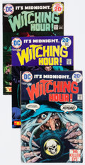 Bronze Age (1970-1979):Horror, The Witching Hour #41-85 Group (DC, 1974-78) Condition: AverageFN/VF.... (Total: 45 Comic Books)