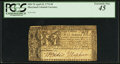 Colonial Notes:Maryland, Maryland April 10, 1774 $8 PCGS Extremely Fine 45.. ...