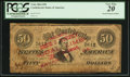 """Confederate Notes:1864 Issues, """"Representing Nothing on God's Earth Now"""" Confederate Poem T66 $50 1864 Ad Note.. ..."""