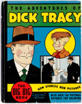 Big Little Book:Mystery, Big Big Book #4055 Dick Tracy (Whitman, 1934) Condition: FN-....