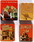 Big Little Book:Miscellaneous, Big Little Book Group of 8 (Whitman, 1933-40).... (Total: 8 ComicBooks)