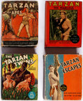Big Little Book:Miscellaneous, Big Little Book Tarzan Related Group of 5 (Whitman, 1933-37)Condition: Average VG-.... (Total: 5 Comic Books)