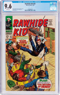 Silver Age (1956-1969):Western, Rawhide Kid #62 (Marvel, 1968) CGC NM+ 9.6 White pages....